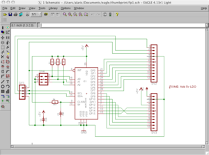 Running Eagle CAD 6.2 on Ubuntu 12.04 | Yuvan004